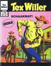 Cover for Tex Willer (Erik van Helvoort, 2007 ? series) #129 - Schaakmat