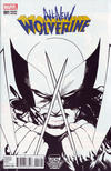 Cover Thumbnail for All-New Wolverine (2016 series) #1 [Local Comic Shop Day Exclusive Bengal Black and White Variant]