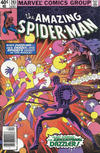 Cover for The Amazing Spider-Man (Marvel, 1963 series) #203 [Newsstand Edition]