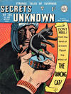 Cover for Secrets of the Unknown (Alan Class, 1962 series) #39