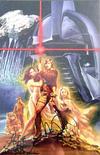 Cover for (Classic) Battlestar Galactica (Dynamite Entertainment, 2013 series) #3 [High-End Ultra Limited Alex Ross Virgin Art Variant]