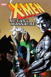 Cover Thumbnail for X-Men: Mutant Massacre (Marvel, 2009 series)
