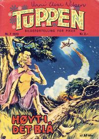 Cover Thumbnail for Tuppen (Serieforlaget / Se-Bladene / Stabenfeldt, 1969 series) #7/1973