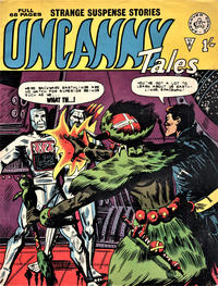 Cover Thumbnail for Uncanny Tales (Alan Class, 1963 series) #6