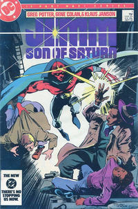 Cover Thumbnail for Jemm, Son of Saturn (DC, 1984 series) #1 [Direct]