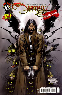 Cover Thumbnail for The Darkness First Look (Image, 2007 series)