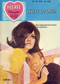 Cover Thumbnail for Hjerterevyen (Serieforlaget / Se-Bladene / Stabenfeldt, 1960 series) #27/1970