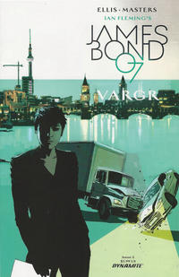 Cover Thumbnail for James Bond (Dynamite Entertainment, 2015 series) #2