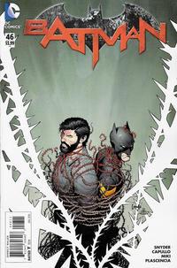 Cover Thumbnail for Batman (DC, 2011 series) #46 [Direct Sales]