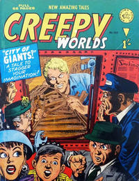 Cover Thumbnail for Creepy Worlds (Alan Class, 1962 series) #102