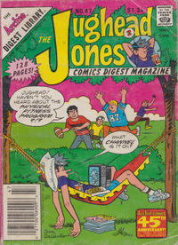 Cover Thumbnail for The Jughead Jones Comics Digest (Archie, 1977 series) #47 [Newsstand]