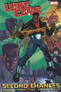 Cover Thumbnail for Luke Cage: Second Chances (Marvel, 2015 series) #1