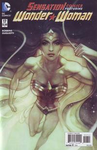 Cover Thumbnail for Sensation Comics Featuring Wonder Woman (DC, 2014 series) #17