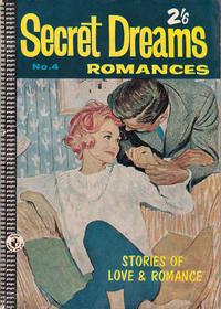 Cover Thumbnail for Secret Dreams Romances (K. G. Murray, 1963 ? series) #4