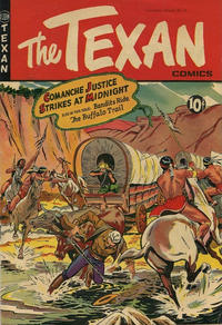 Cover Thumbnail for Texan (Derby Publishing, 1950 series) #6