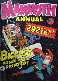 Cover Thumbnail for Mammoth Annual (K. G. Murray, 1959 ? series) #1