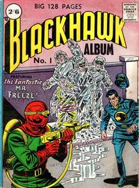 Cover Thumbnail for Blackhawk Album (Thorpe & Porter, 1957 ? series) #1