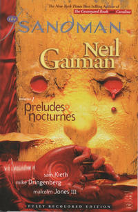 Cover Thumbnail for The Sandman (DC, 2010 series) #1 - Preludes & Nocturnes