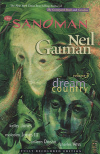 Cover Thumbnail for The Sandman (DC, 2010 series) #3 - Dream Country