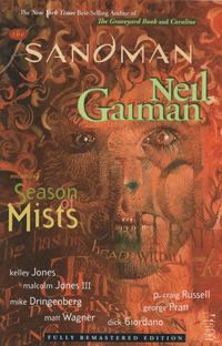 Cover Thumbnail for The Sandman (DC, 2010 series) #4 - Season of Mists