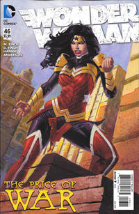 Cover Thumbnail for Wonder Woman (DC, 2011 series) #46 [Direct Sales]