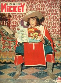 Cover Thumbnail for Le Journal de Mickey (Disney Hachette Presse, 1952 series) #260