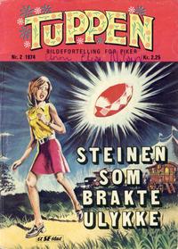Cover Thumbnail for Tuppen (Serieforlaget / Se-Bladene / Stabenfeldt, 1969 series) #2/1974