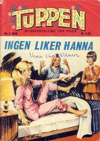 Cover Thumbnail for Tuppen (Serieforlaget / Se-Bladene / Stabenfeldt, 1969 series) #3/1974
