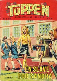 Cover Thumbnail for Tuppen (Serieforlaget / Se-Bladene / Stabenfeldt, 1969 series) #5/1974