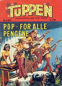 Cover Thumbnail for Tuppen (Serieforlaget / Se-Bladene / Stabenfeldt, 1969 series) #3/1975