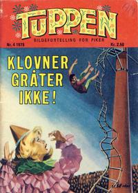 Cover Thumbnail for Tuppen (Serieforlaget / Se-Bladene / Stabenfeldt, 1969 series) #4/1975