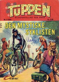 Cover Thumbnail for Tuppen (Serieforlaget / Se-Bladene / Stabenfeldt, 1969 series) #5/1975