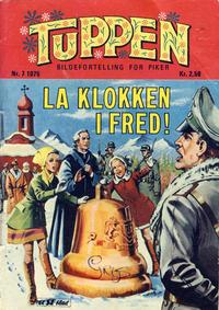 Cover Thumbnail for Tuppen (Serieforlaget / Se-Bladene / Stabenfeldt, 1969 series) #7/1975
