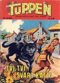 Cover Thumbnail for Tuppen (Serieforlaget / Se-Bladene / Stabenfeldt, 1969 series) #10/1975