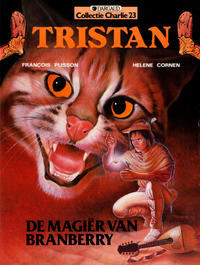 Cover Thumbnail for Collectie Charlie (Dargaud Benelux, 1984 series) #23 - Tristan: De magiër van Branberry
