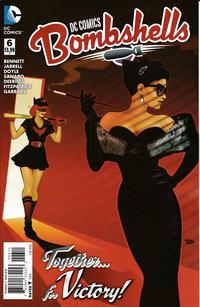 Cover Thumbnail for DC Comics: Bombshells (DC, 2015 series) #6