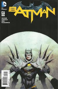 Cover Thumbnail for Batman (DC, 2011 series) #47 [Direct Sales]