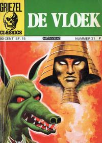 Cover Thumbnail for Griezel Classics (Classics/Williams, 1974 series) #21