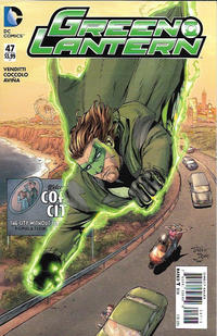 Cover Thumbnail for Green Lantern (DC, 2011 series) #47