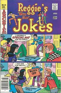Cover Thumbnail for Reggie's Wise Guy Jokes (Archie, 1968 series) #42
