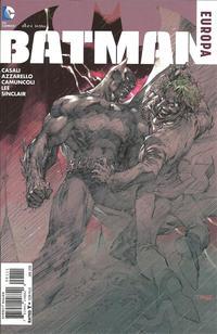 Cover Thumbnail for Batman: Europa (DC, 2016 series) #1
