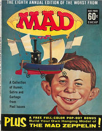 Cover Thumbnail for The Worst from MAD (EC, 1958 series) #8 [60¢]
