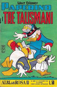 Cover Thumbnail for Albi della Rosa (Arnoldo Mondadori Editore, 1954 series) #469