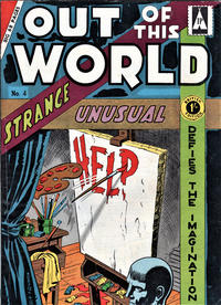 Cover Thumbnail for Out of This World (Thorpe & Porter, 1961 ? series) #4