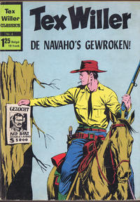 Cover Thumbnail for Tex Willer Classics (Classics/Williams, 1971 series) #4
