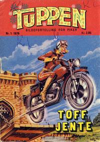 Cover Thumbnail for Tuppen (Serieforlaget / Se-Bladene / Stabenfeldt, 1969 series) #1/1976