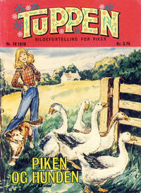 Cover Thumbnail for Tuppen (Serieforlaget / Se-Bladene / Stabenfeldt, 1969 series) #10/1978