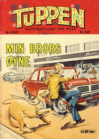 Cover Thumbnail for Tuppen (Serieforlaget / Se-Bladene / Stabenfeldt, 1969 series) #9/1977