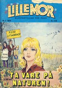 Cover Thumbnail for Lillemor (Serieforlaget / Se-Bladene / Stabenfeldt, 1969 series) #2/1974
