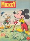 Cover for Le Journal de Mickey (Disney Hachette Presse, 1952 series) #49